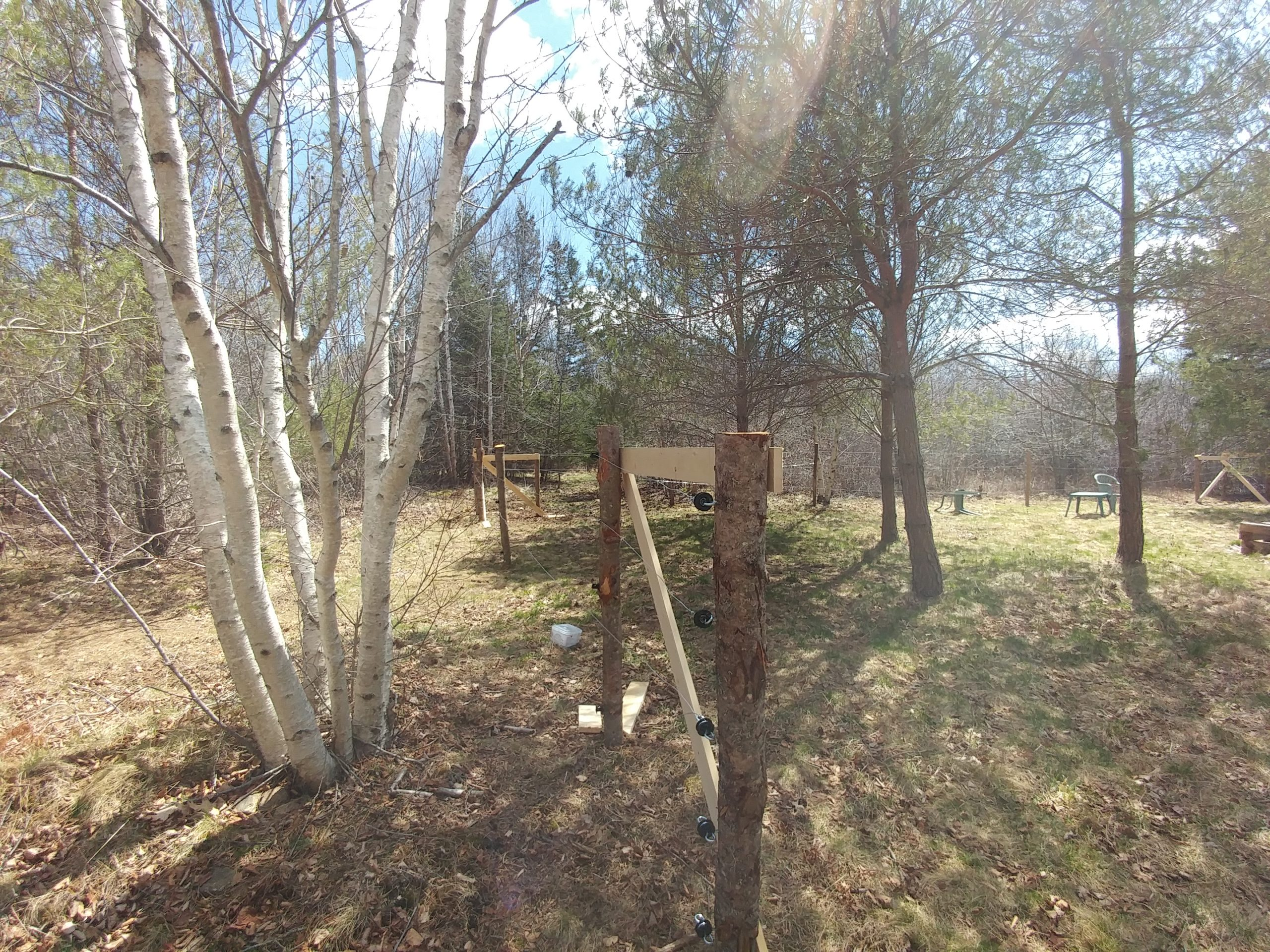 Apiary Fence