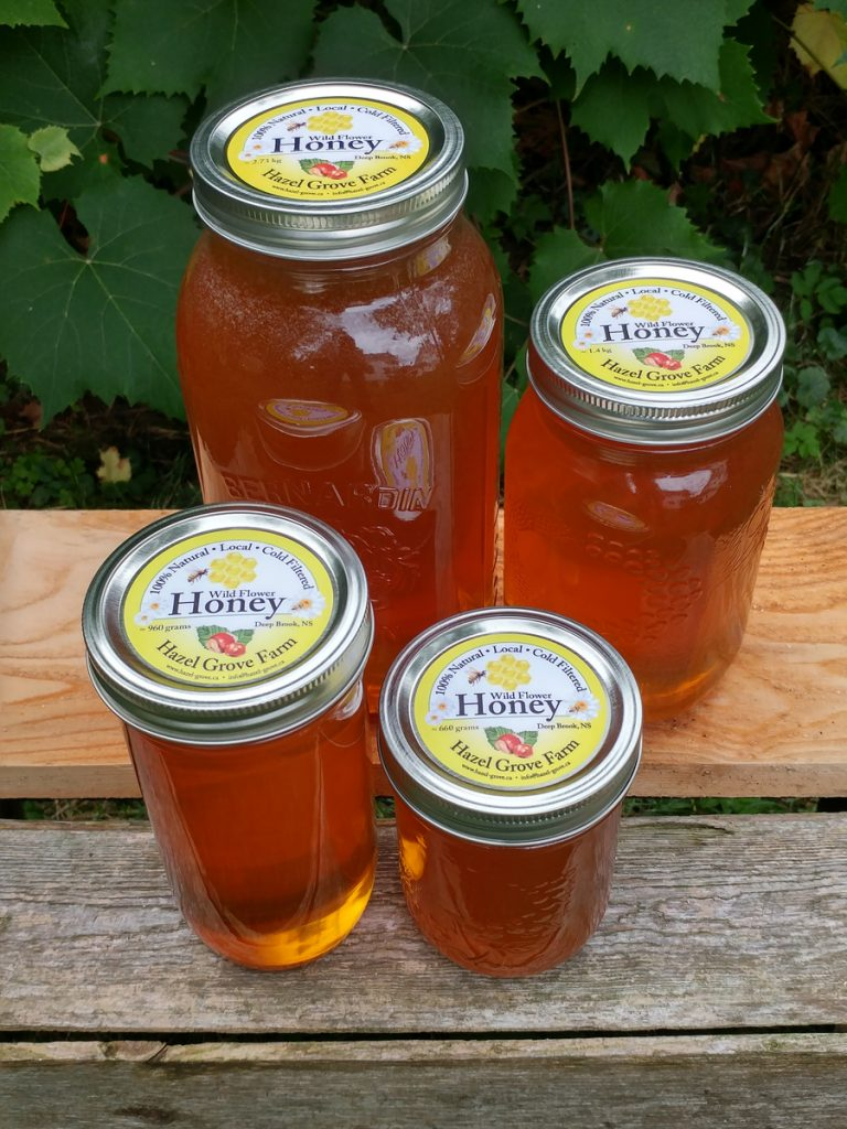 Hazel Grove Farm Wild Flower Honey